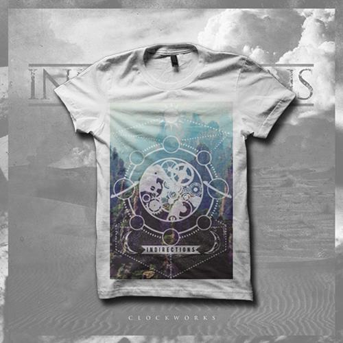 Time & Space White T-Shirt
