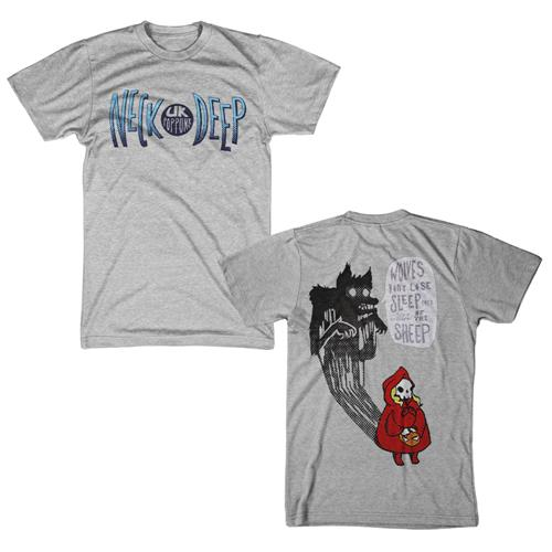 Wolf Heather Grey
