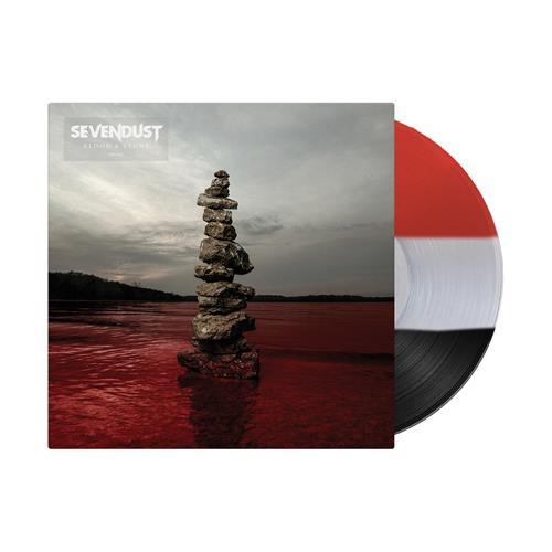 Blood & Stone Tri-Color Vinyl LP