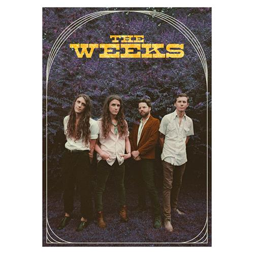 "The Weeks Poster (11""x17"")"