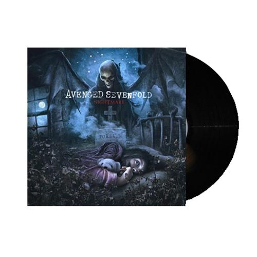 Nightmare Black LP