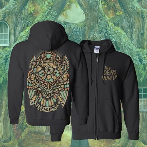 The Dear Hunter Totem Bird Black