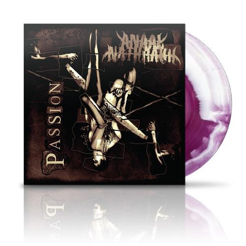 Passion Red/White Swirl Mix