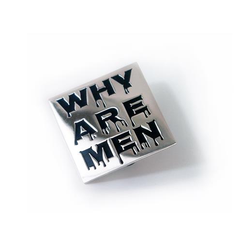 Why Are Men Enamel