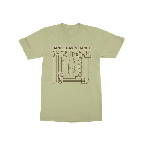 Weapons Natural T-Shirt