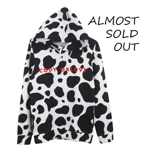 Cow Print Custom