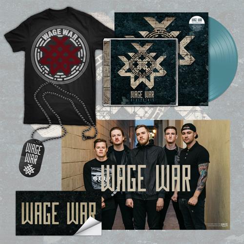 Wage War - Blueprints - Bundle 1
