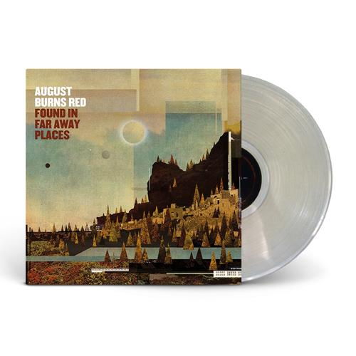 Found In Far Away Places Ultra Clear Vinyl LP