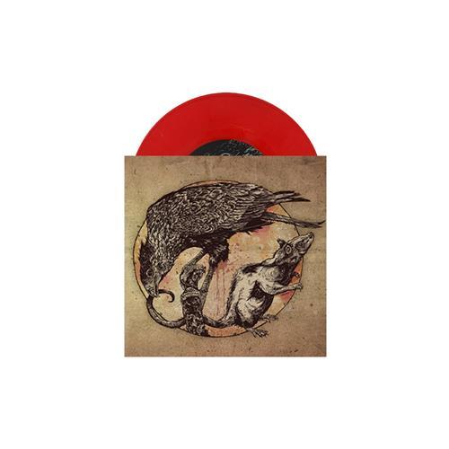 Above / Below Red Vinyl 7