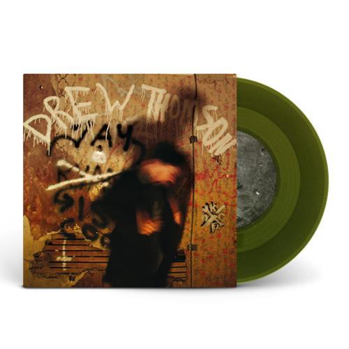 Trans. Army Green Vinyl 7