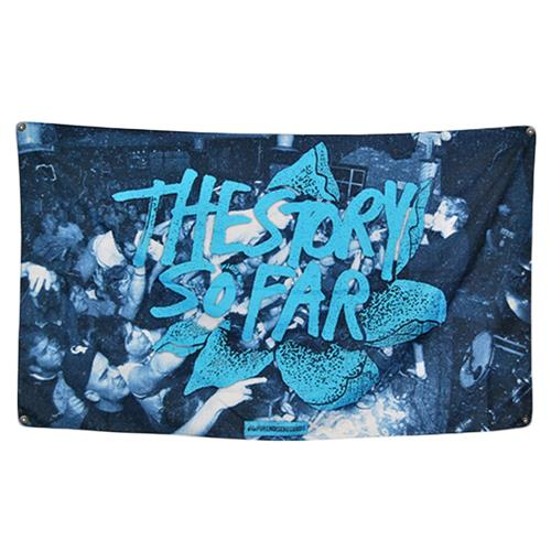 TSSF Blue Wall Flag