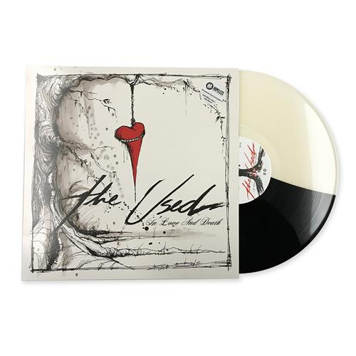 In Love And Death Half Clear/Half Black