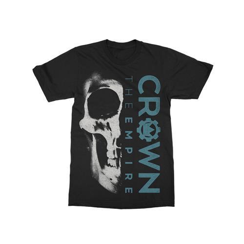 Half Skull Black