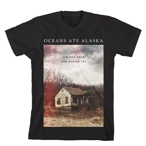 I'm Not Dead Black T-Shirt
