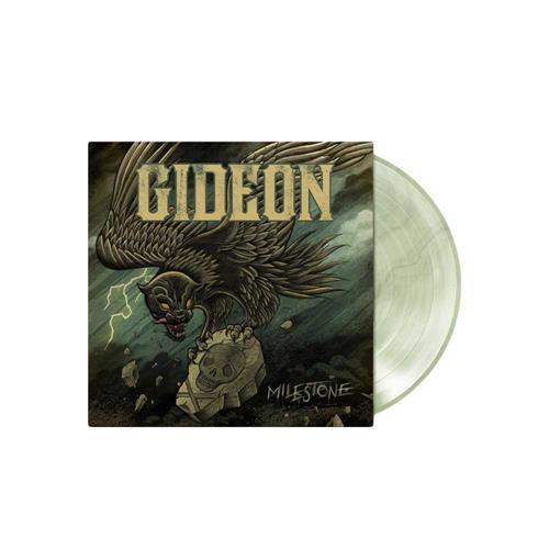 Milestone Clear w/ Green Marble LTD Vinyl