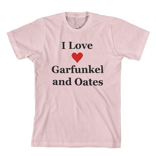 I Love Garfunkel & Oates Pink