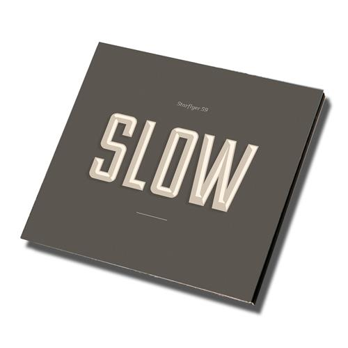 SLOW Digipak CD