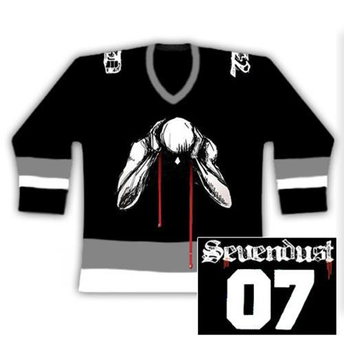 Alpha Black Hockey Jersey