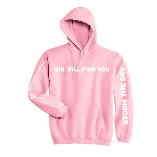 Sin Will Find You Pink