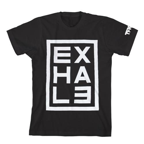 Exhale Box Logo Black