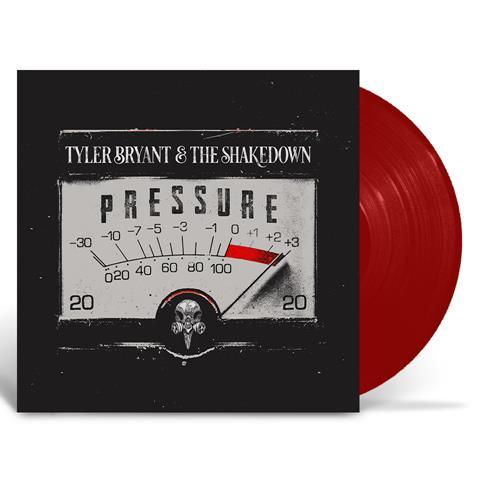 Pressure Red LP + Digital
