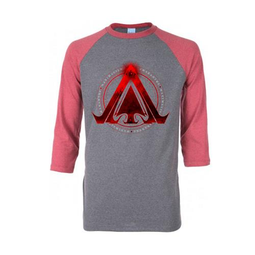 *Limited Stock* MAXIMALISM Red/Grey