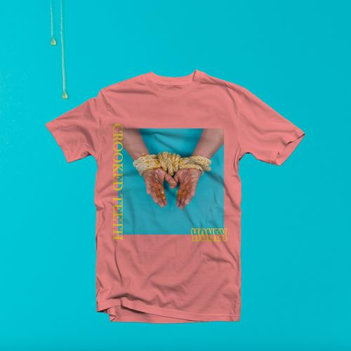 Honey Album Pink