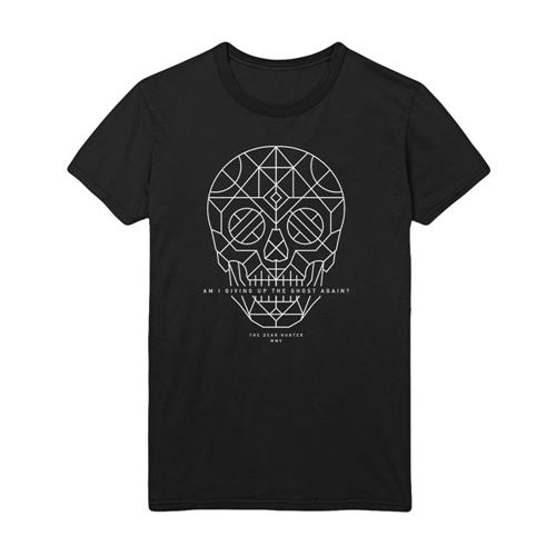 Giving Up The Ghost Skull Black