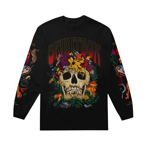 Holy Roller Skull Black