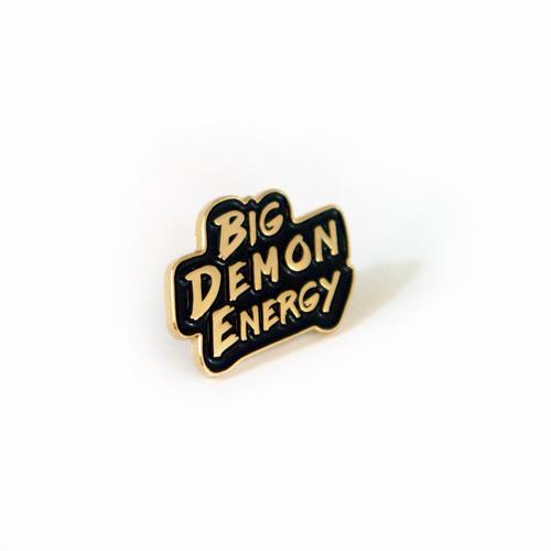 Big Demon Energy Enamel