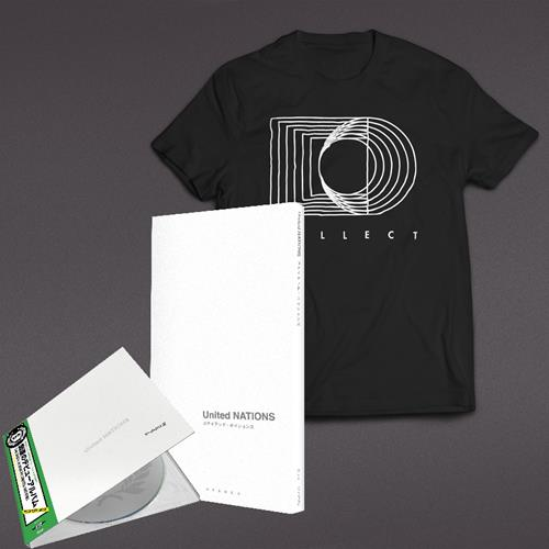 United Nations CD + T-Shirt