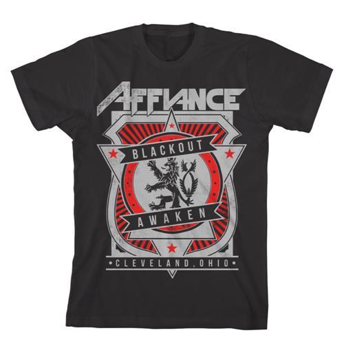 Awaken Black T-Shirt