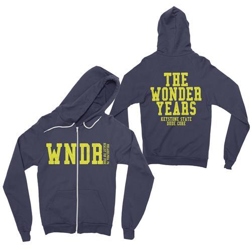 WNDR Logo Navy