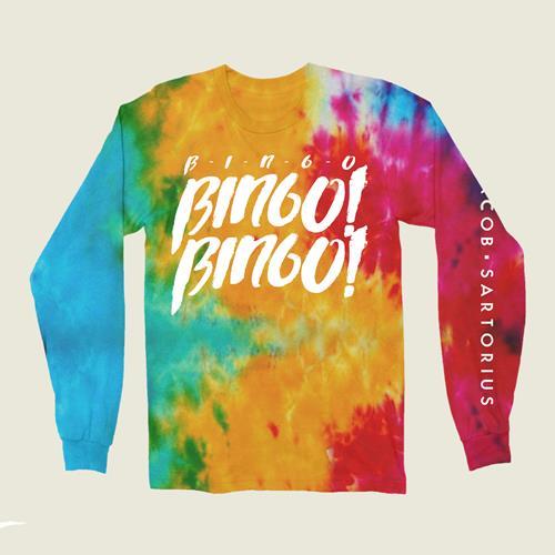 Bingo! Rainbow Tie-Dye