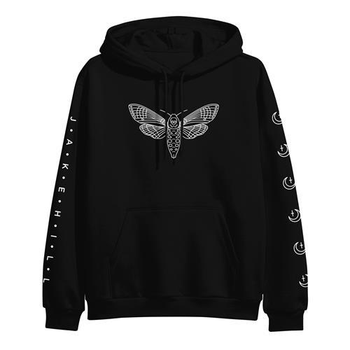 Death Moth Black