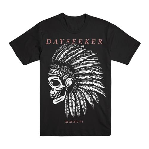 Indian Skull Black
