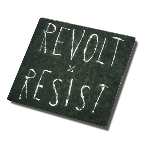 Revolt/Resist CD