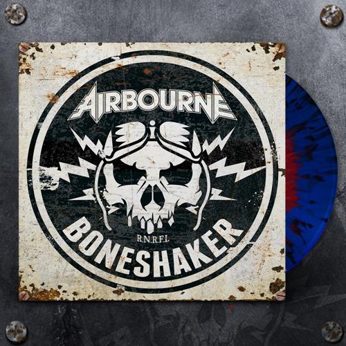 Boneshaker LP + DD