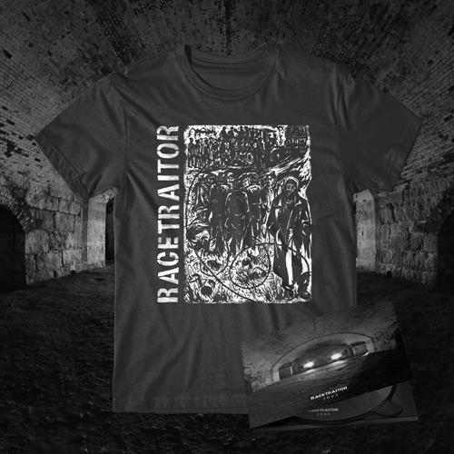 2042 - Anti-War T-Shirt + CD