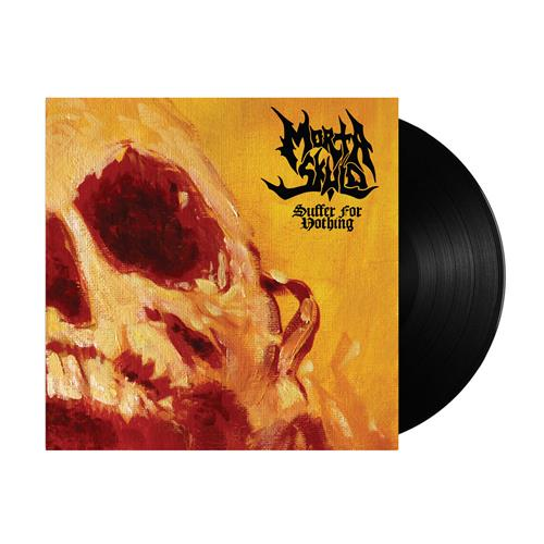 Suffer For Nothing Black LP