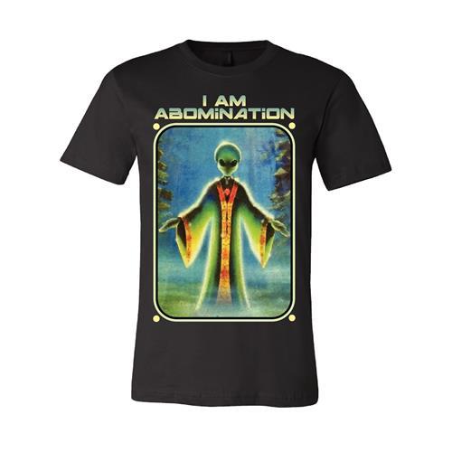 Alien Gospel Black
