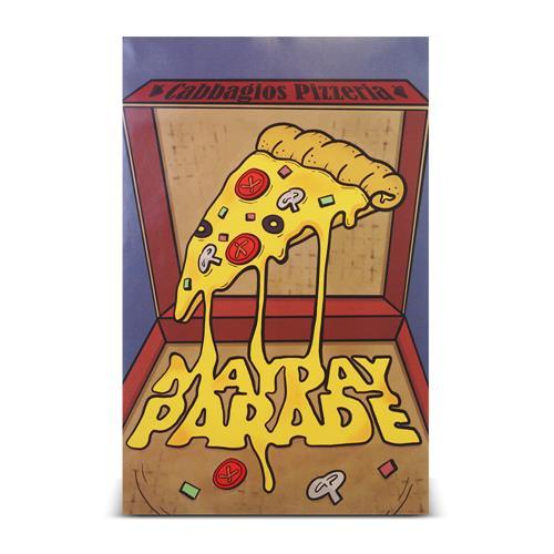 Pizza                                                    Bin