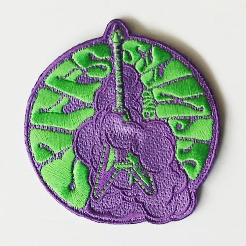 Riffs And Spliffs Green/Purple