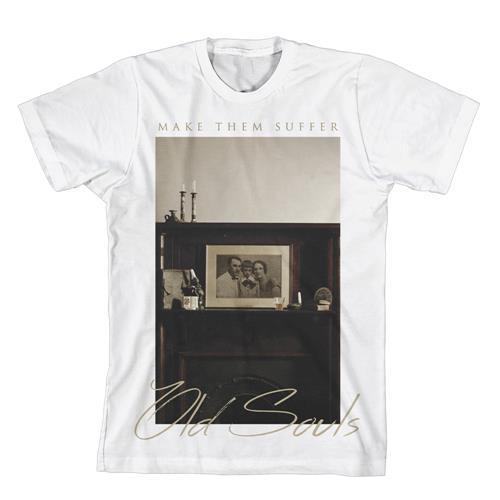 Old Souls White T-Shirt