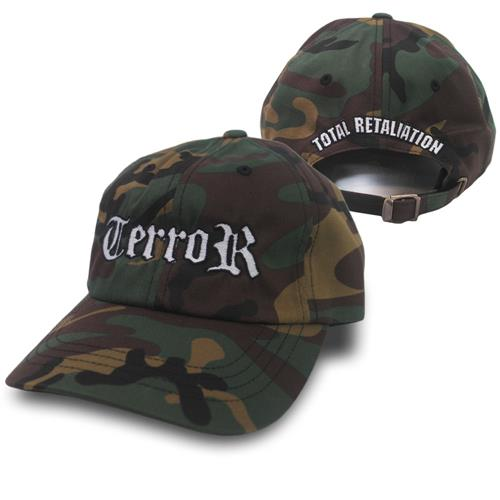 Dad Hat Camo Military