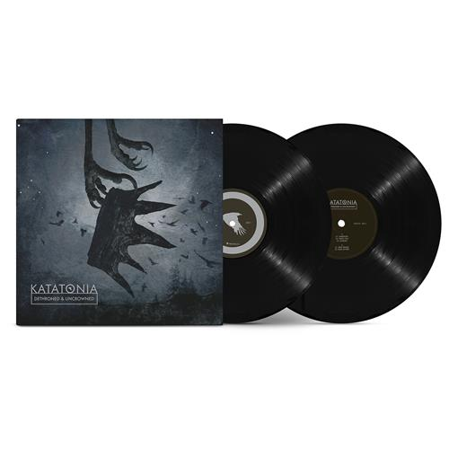 Dethroned And Uncrowned Black 140G 2xLP
