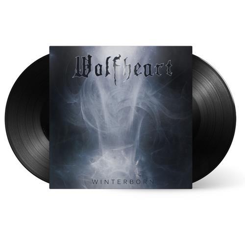 Winterborn Black Vinyl 2Xlp