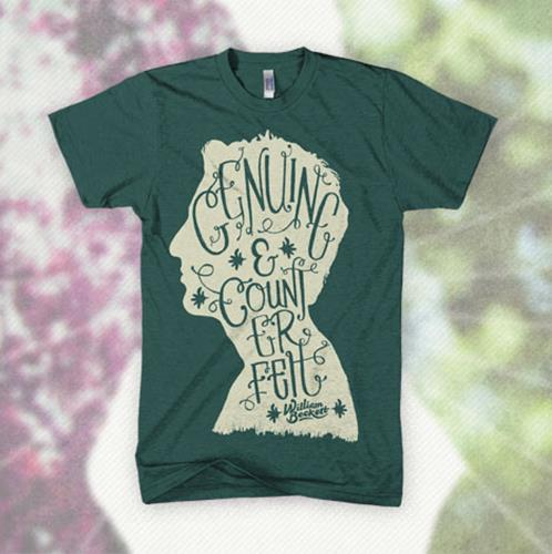 Genuine & Counterfeit Forest Green T-Shirt