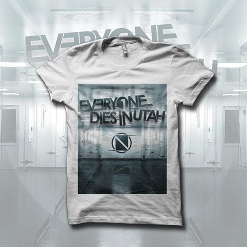 Neutral Ground Cover Art White T-Shirt