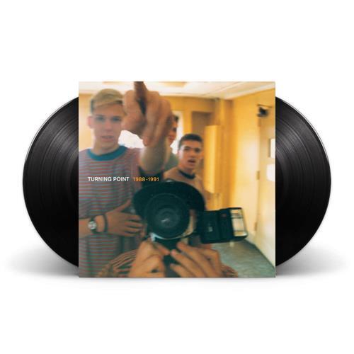 'Discography' Double LP JT1049